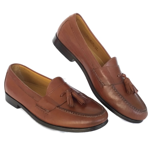1b389f07ba0 Cole Haan Other - Cole Haan Loafers Tassel Business Dress Leather